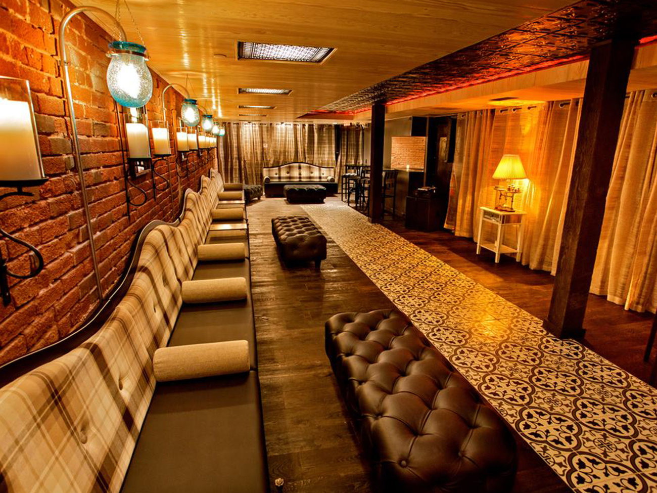 Prohibition Lounge Bar in San Diego