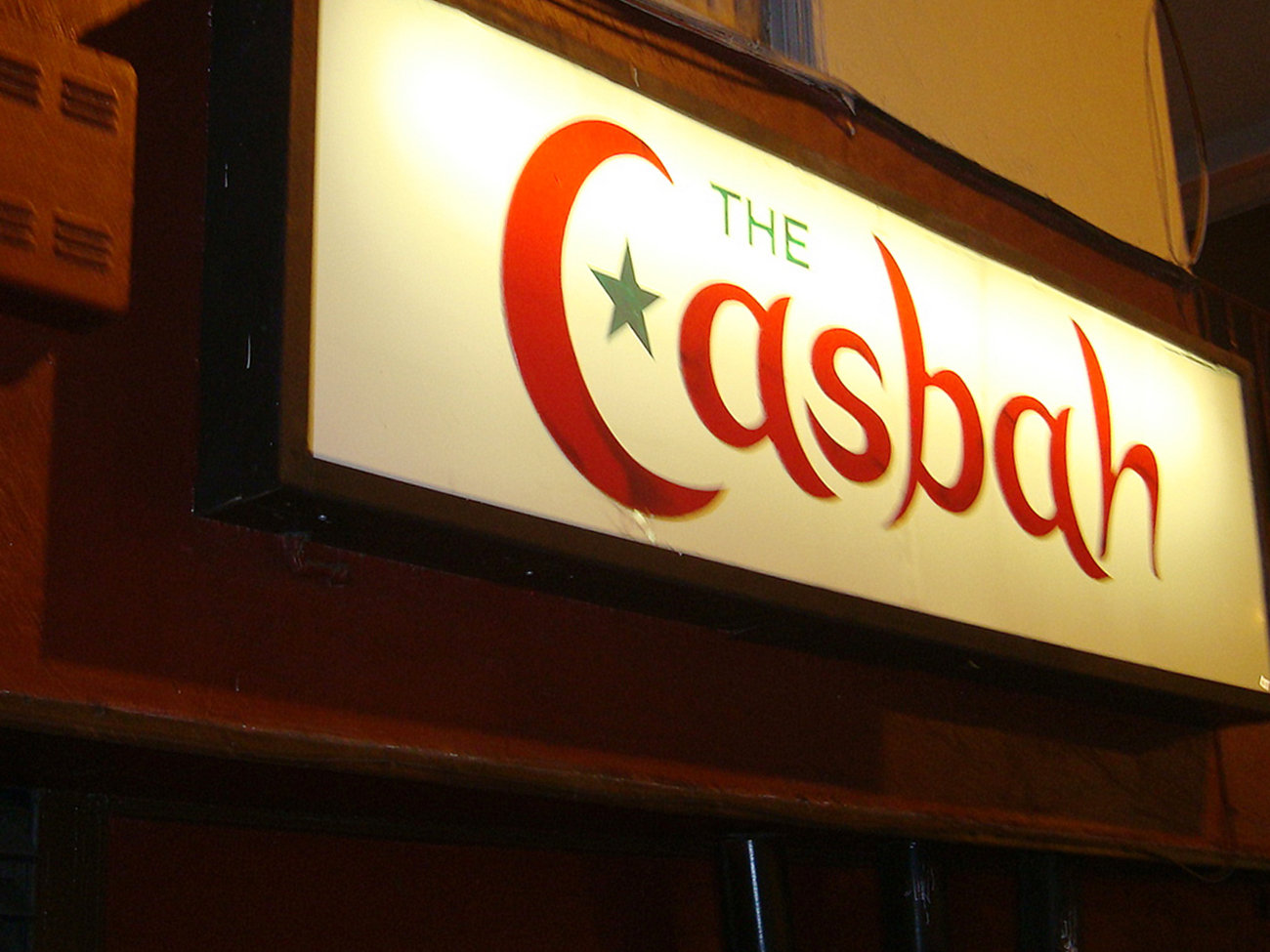 The Casbah Nightclub in San Diego