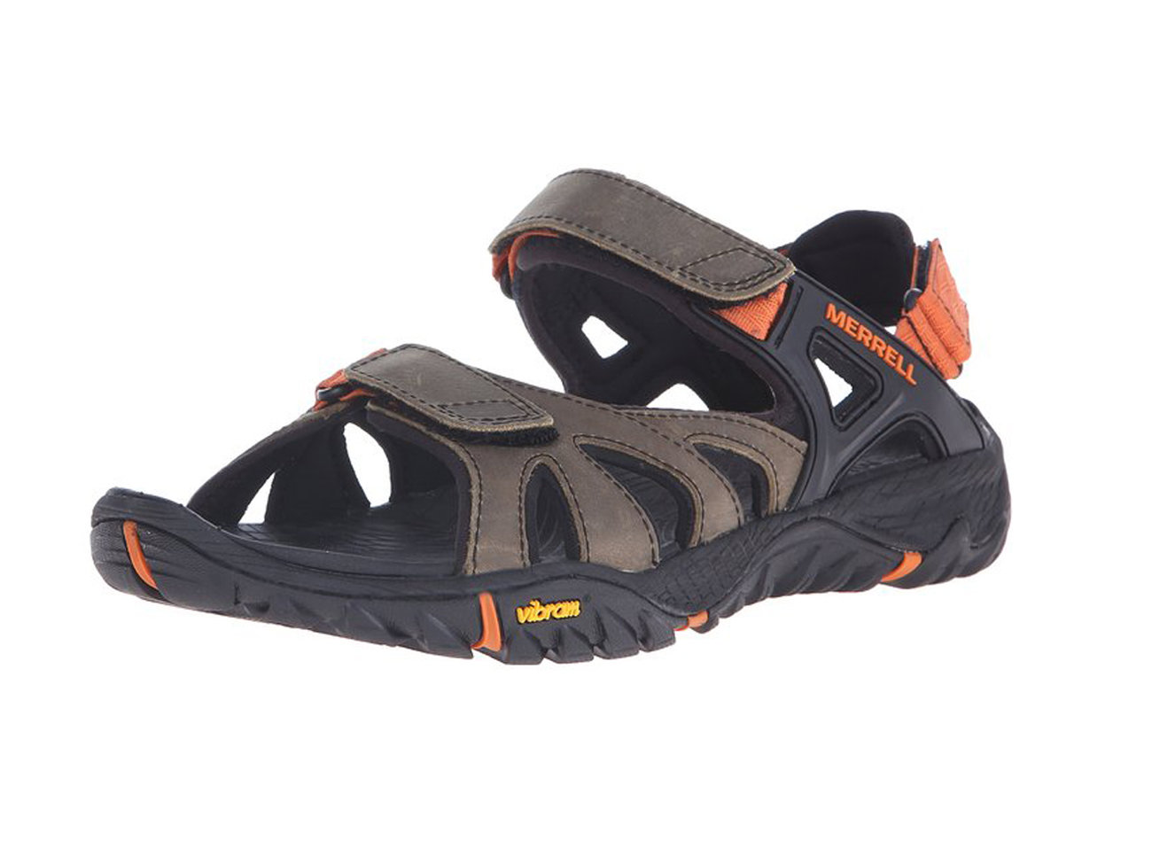 Bekleidung Herren Original Merrell All Out Blaze Sieve Convertible Men Hiking Sandals All Sizes