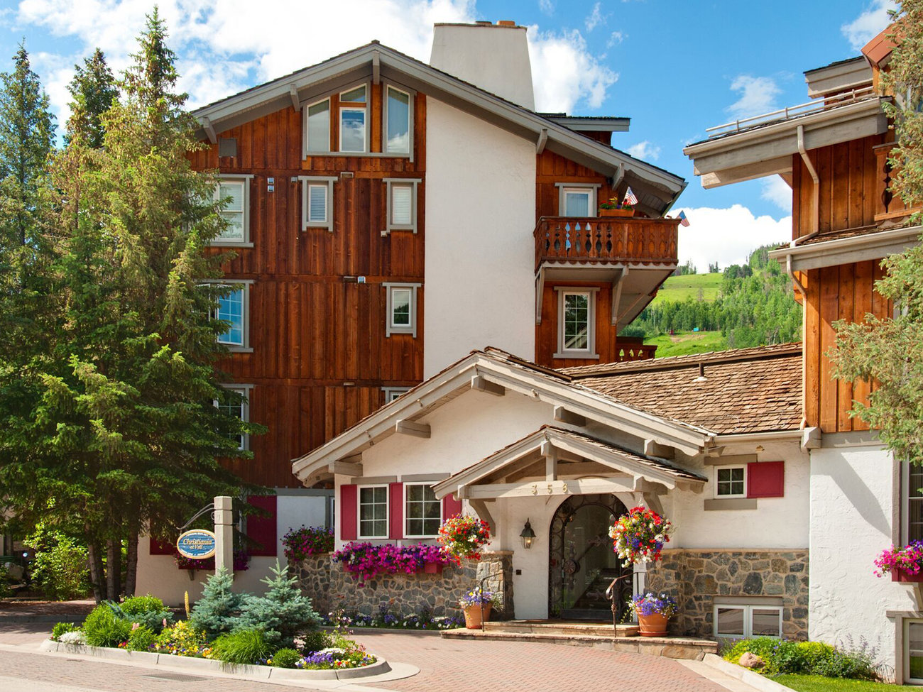 Christiania Lodge Hotel in Vail