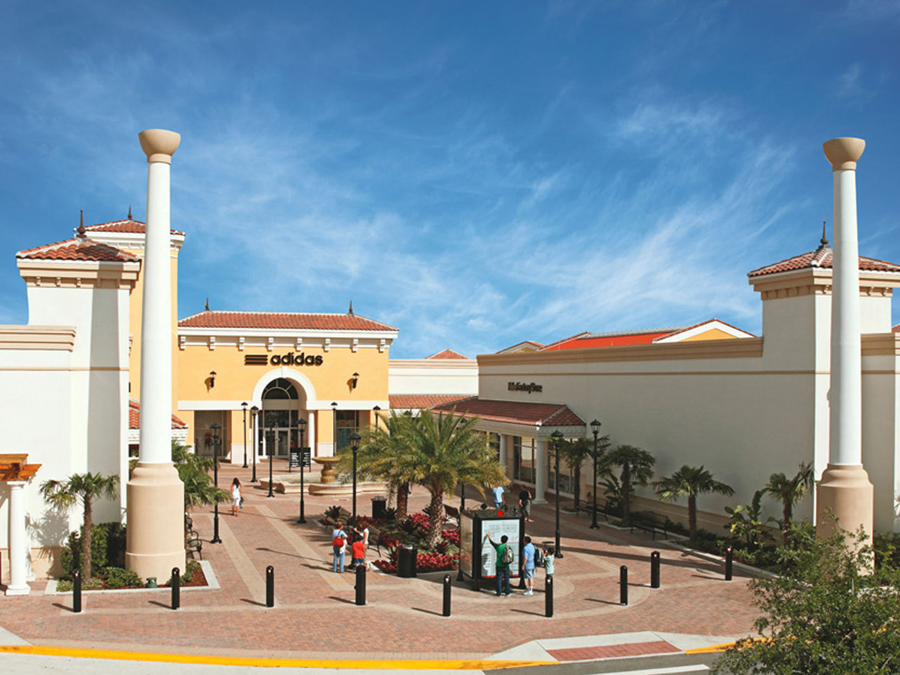 Orlando Premium Outlets Mall