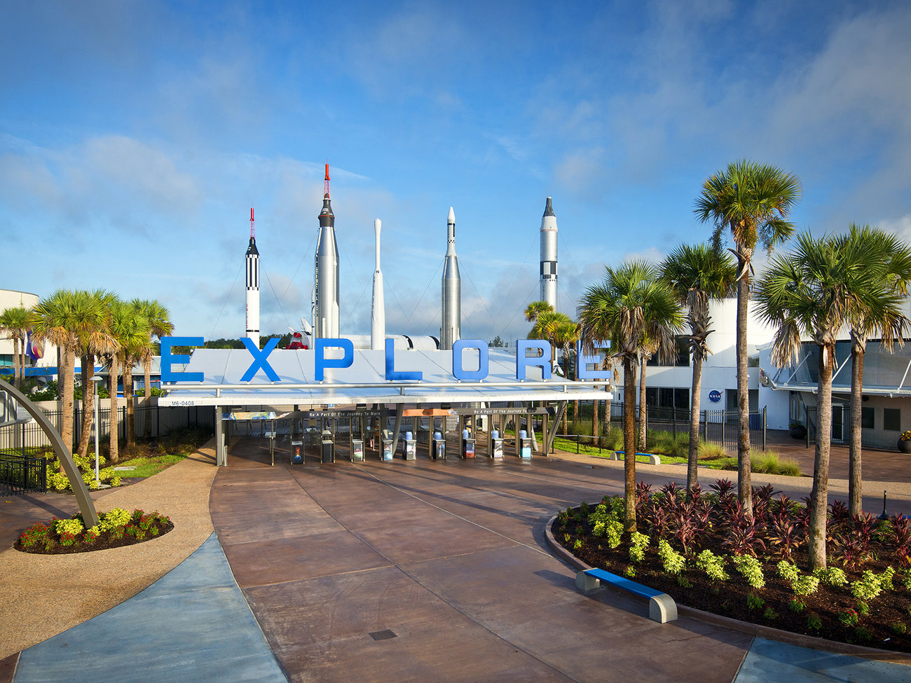 Kennedy Space Center in Orlando