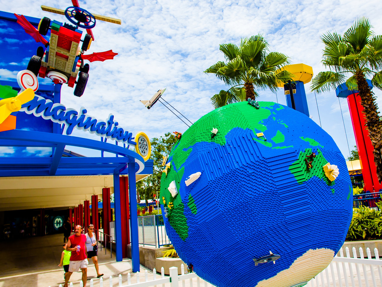 Legoland Florida Resort Travel Leisure