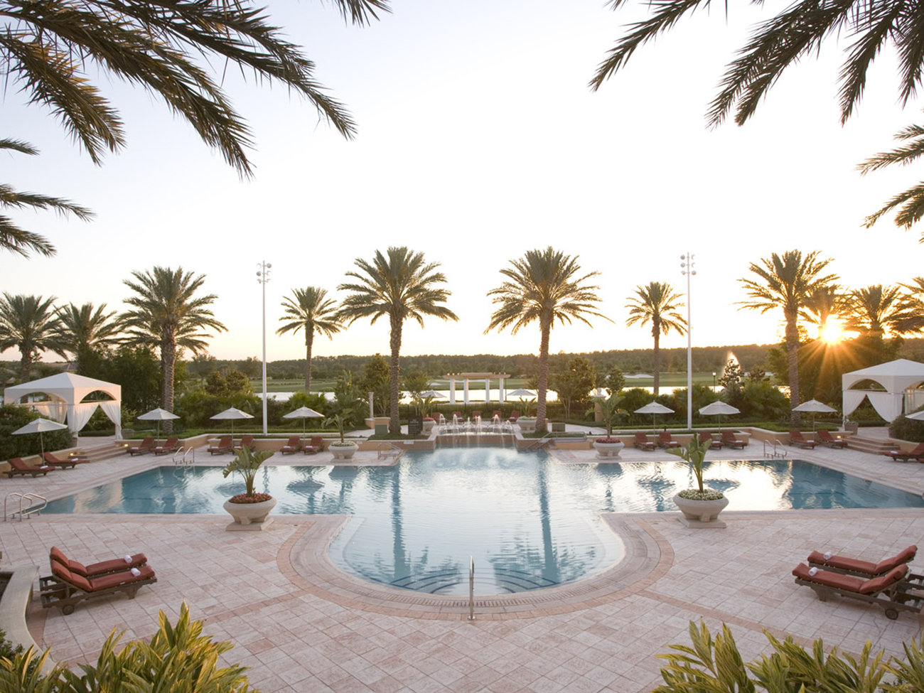 JW Marriott Grande Lakes Hotel in Orlando