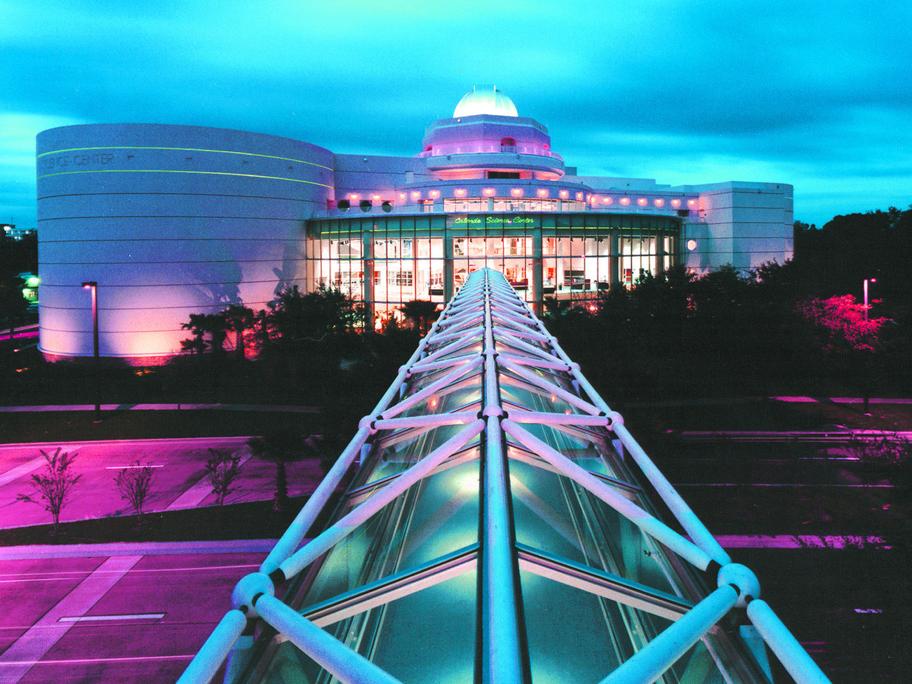 Orlando Science Center Museum in Orlando