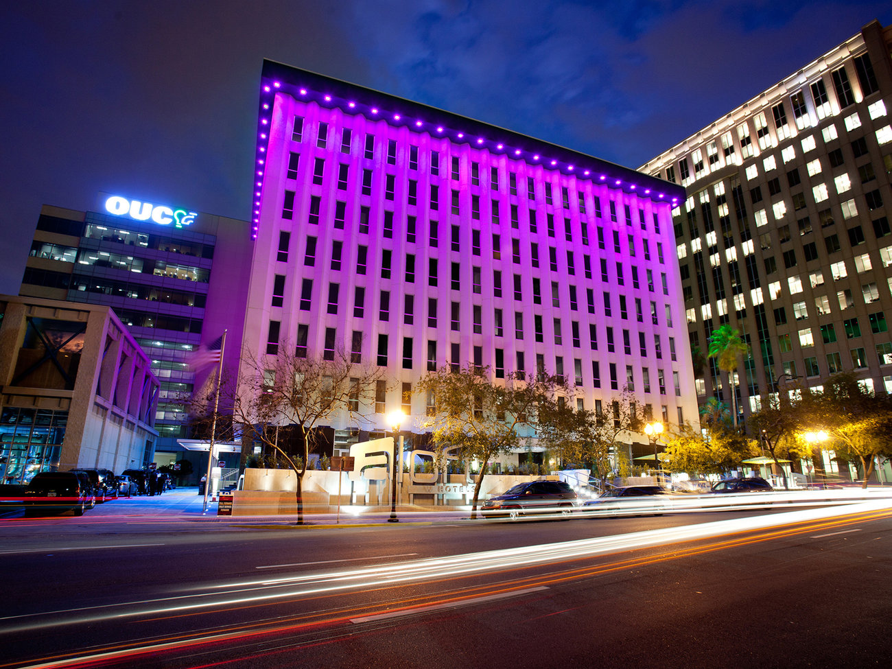 Aloft Orlando Downtown Hotel