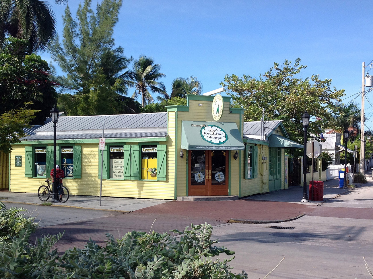 Kermit's Key West Key Lime Shoppe in Florida Keys