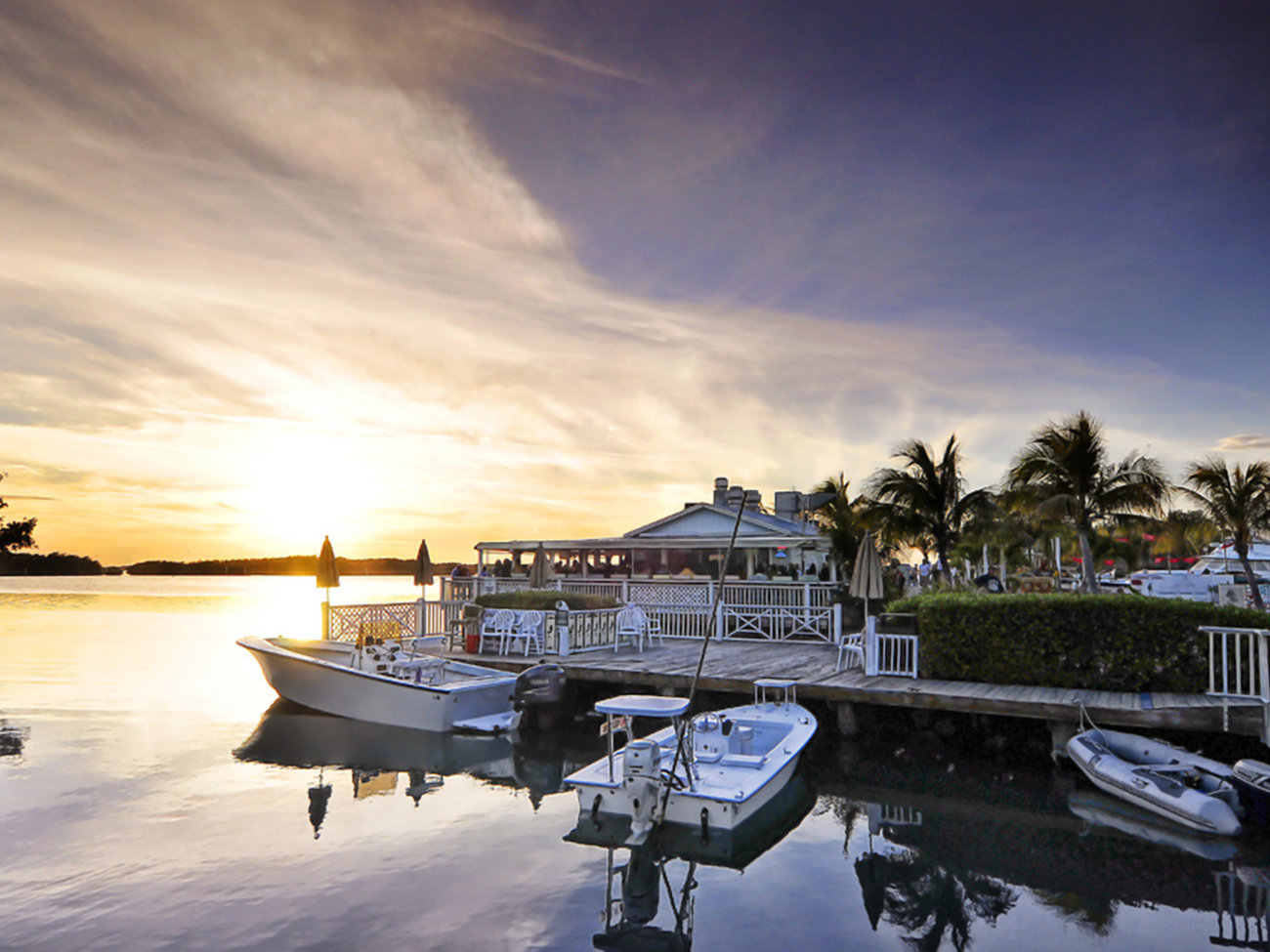 Lorelei Restaurant & Cabana Bar Restaurant in Florida Keys