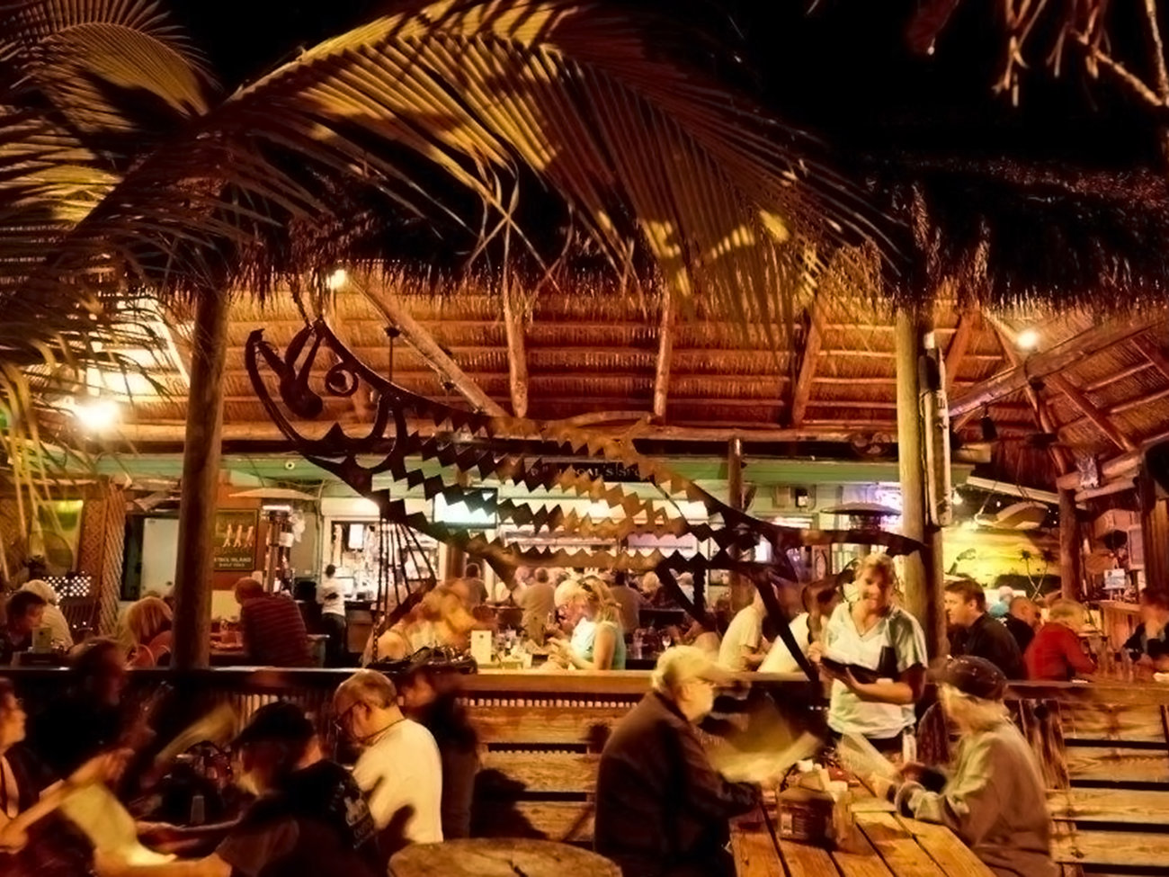 Hogfish Bar and Grill in Florida Keys