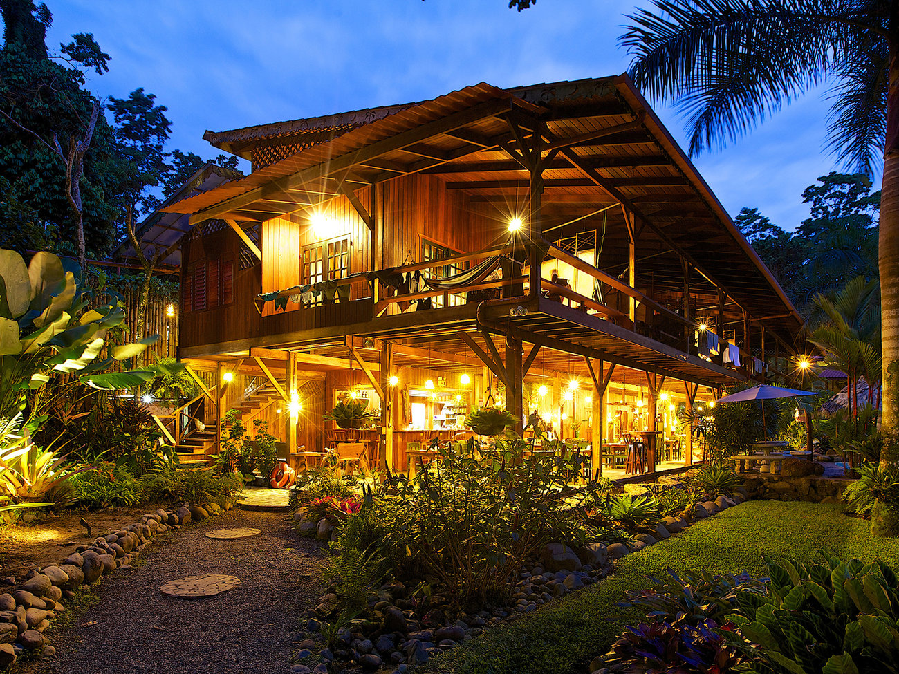 Hotel Banana Azul in Costa Rica