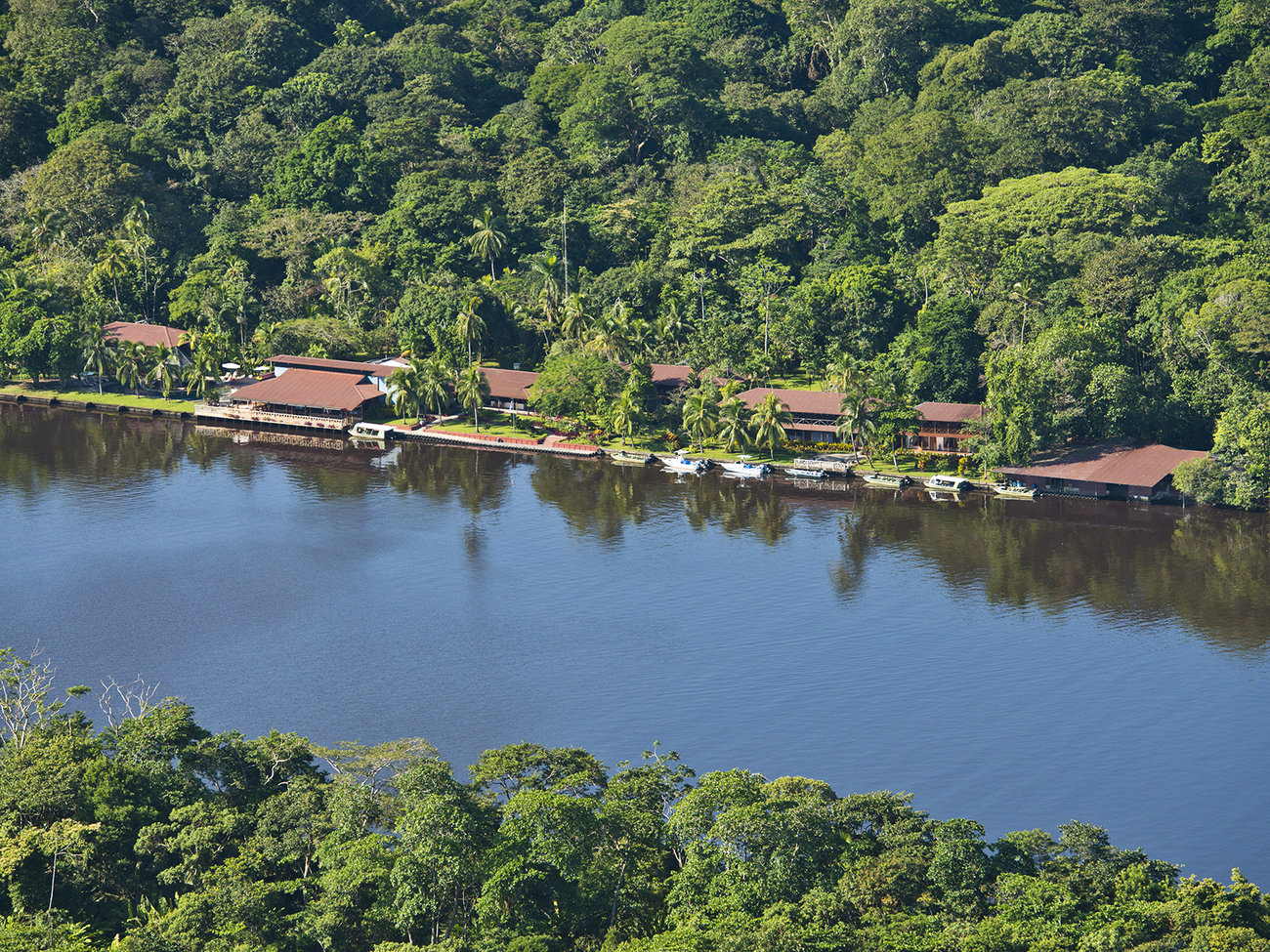 Tortuga Lodge & Gardens Hotel in Costa Rica
