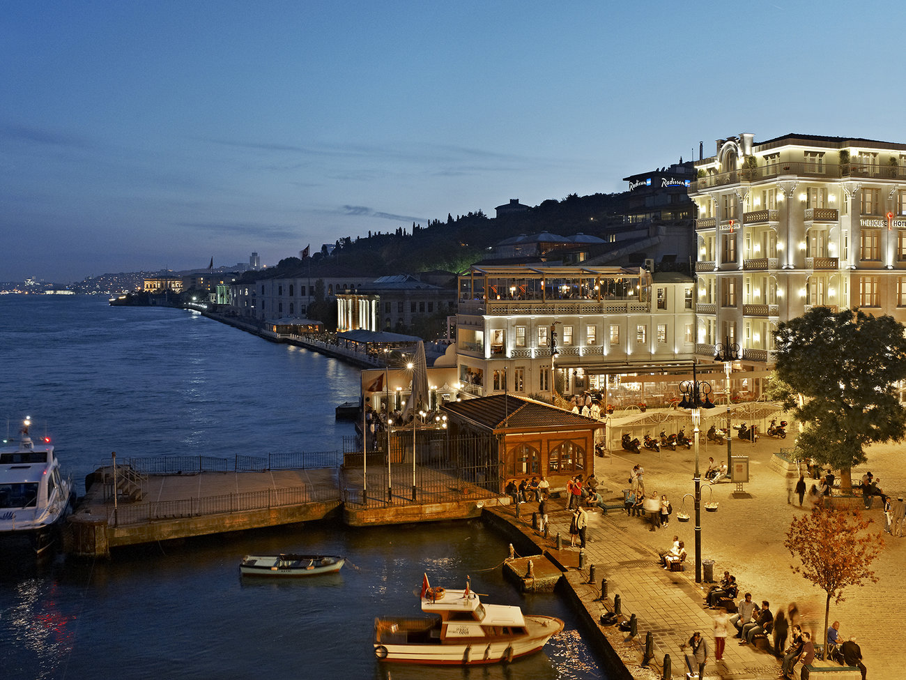House Hotel Ortakoy in Istanbul