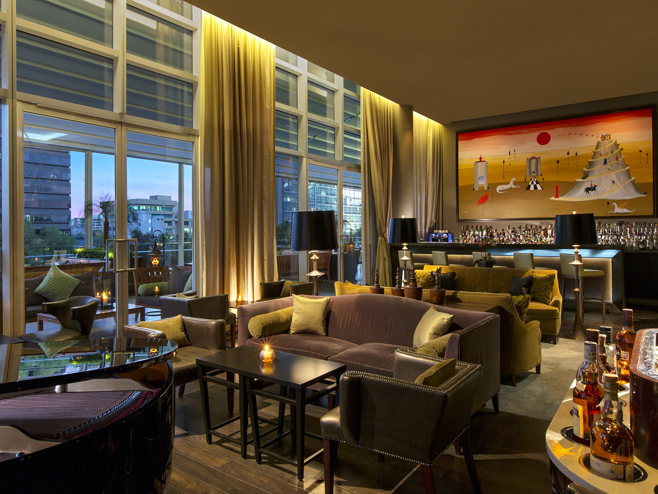 King Cole Bar at The St. Regis in Mexico City