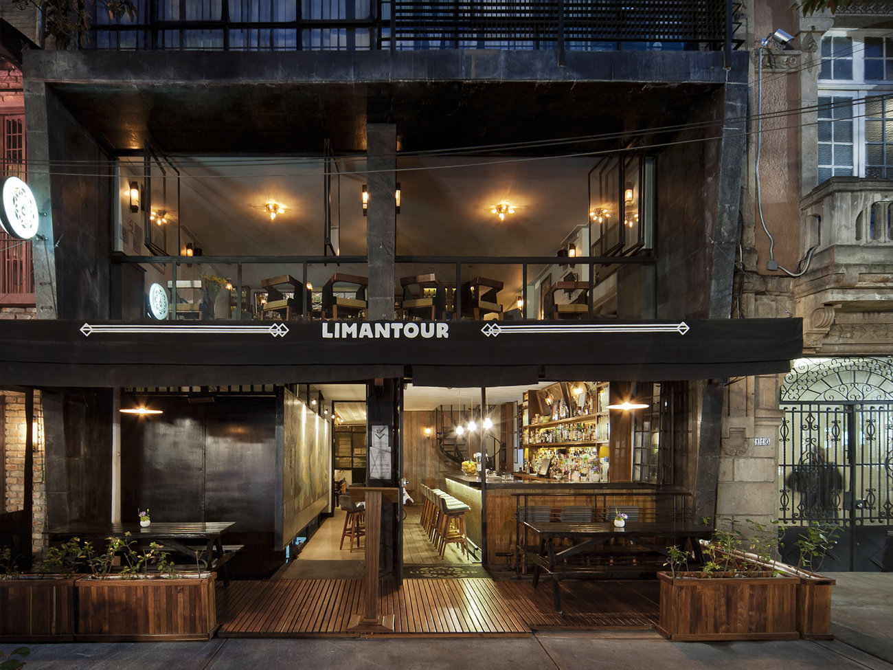 Licorería Limantour Bar in Mexico City