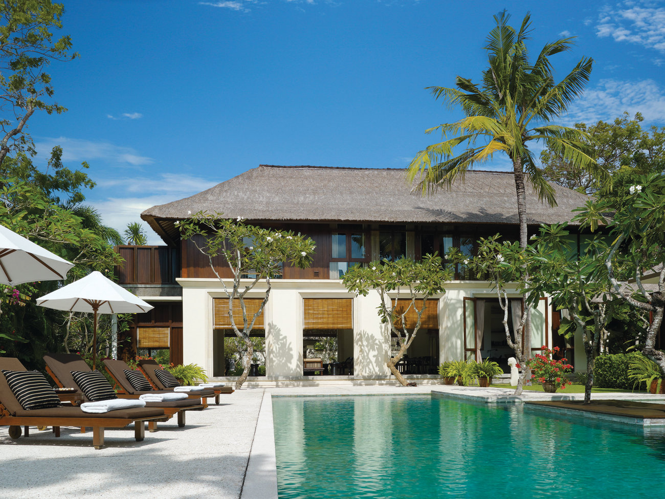 Four Seasons Resort Bali At Jimbaran Hotel