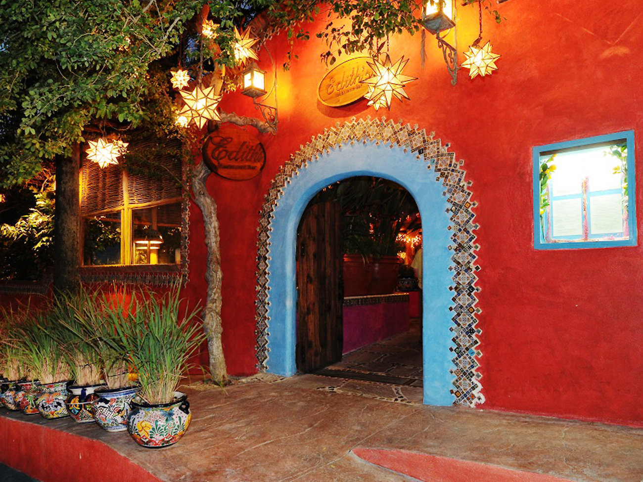 Edith's Restaurant in Los Cabos