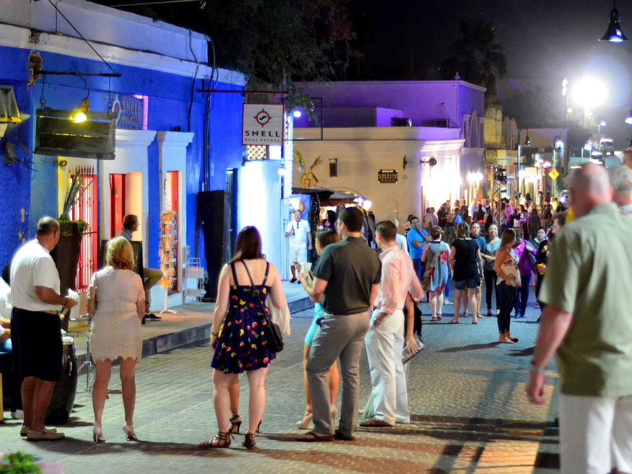 San Jose del Cabo Art Walk in Los Cabos
