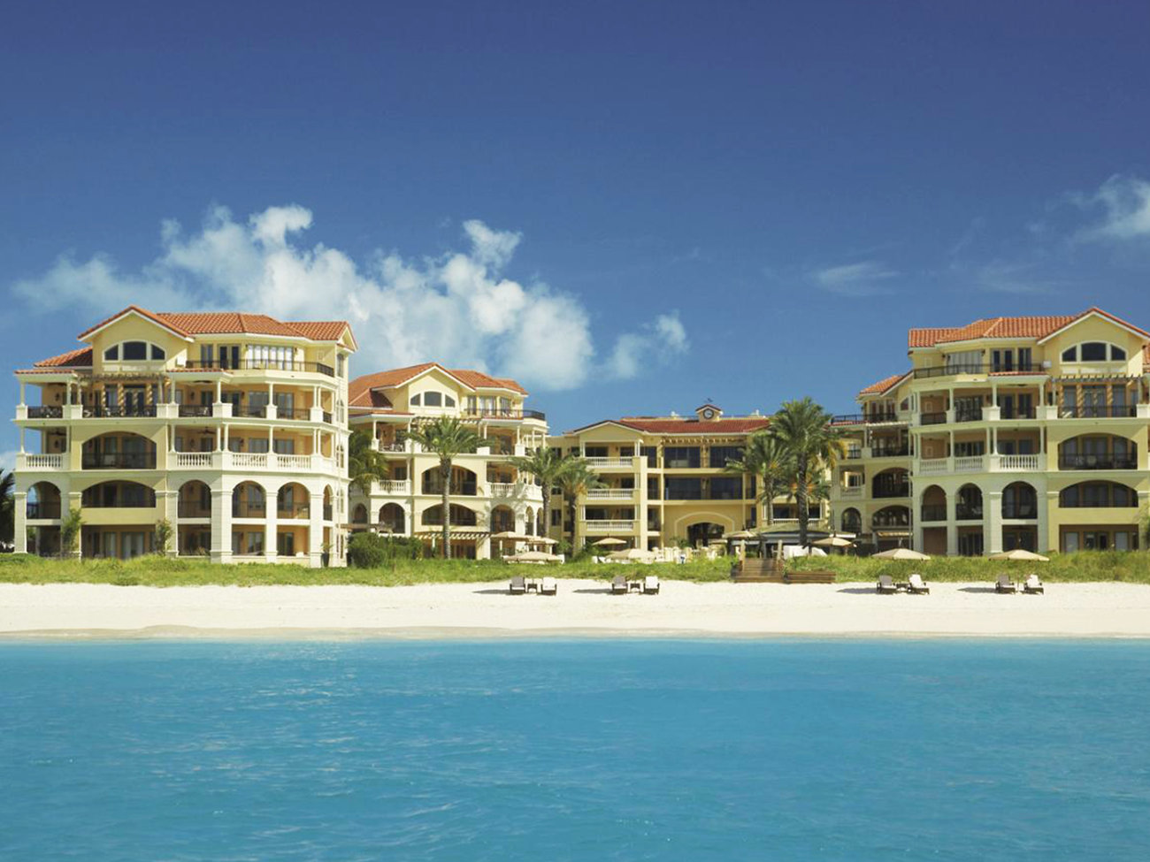 Somerset on Grace Bay Hotel in Turks and Caicos