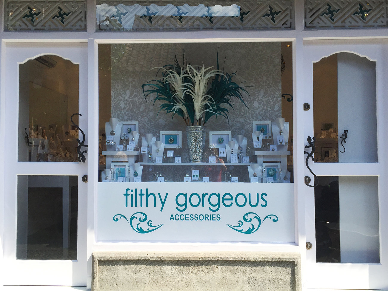 Filthy Georgeous Store in Bali