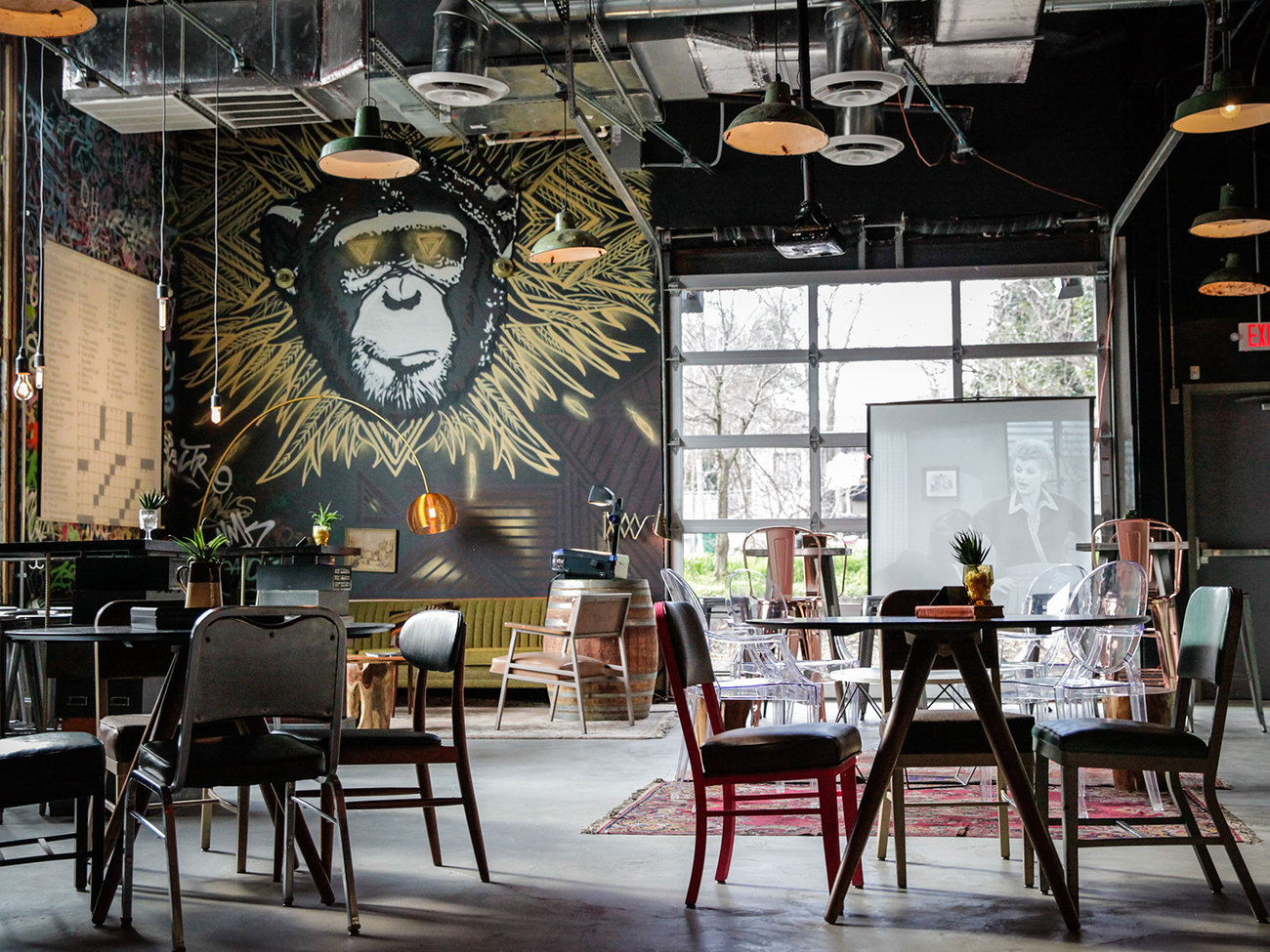 Infinite Monkey Theorem Bar in Denver