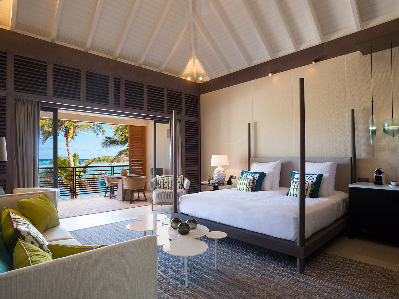 Le Barthélemy Hotel & Spa in St. Barts