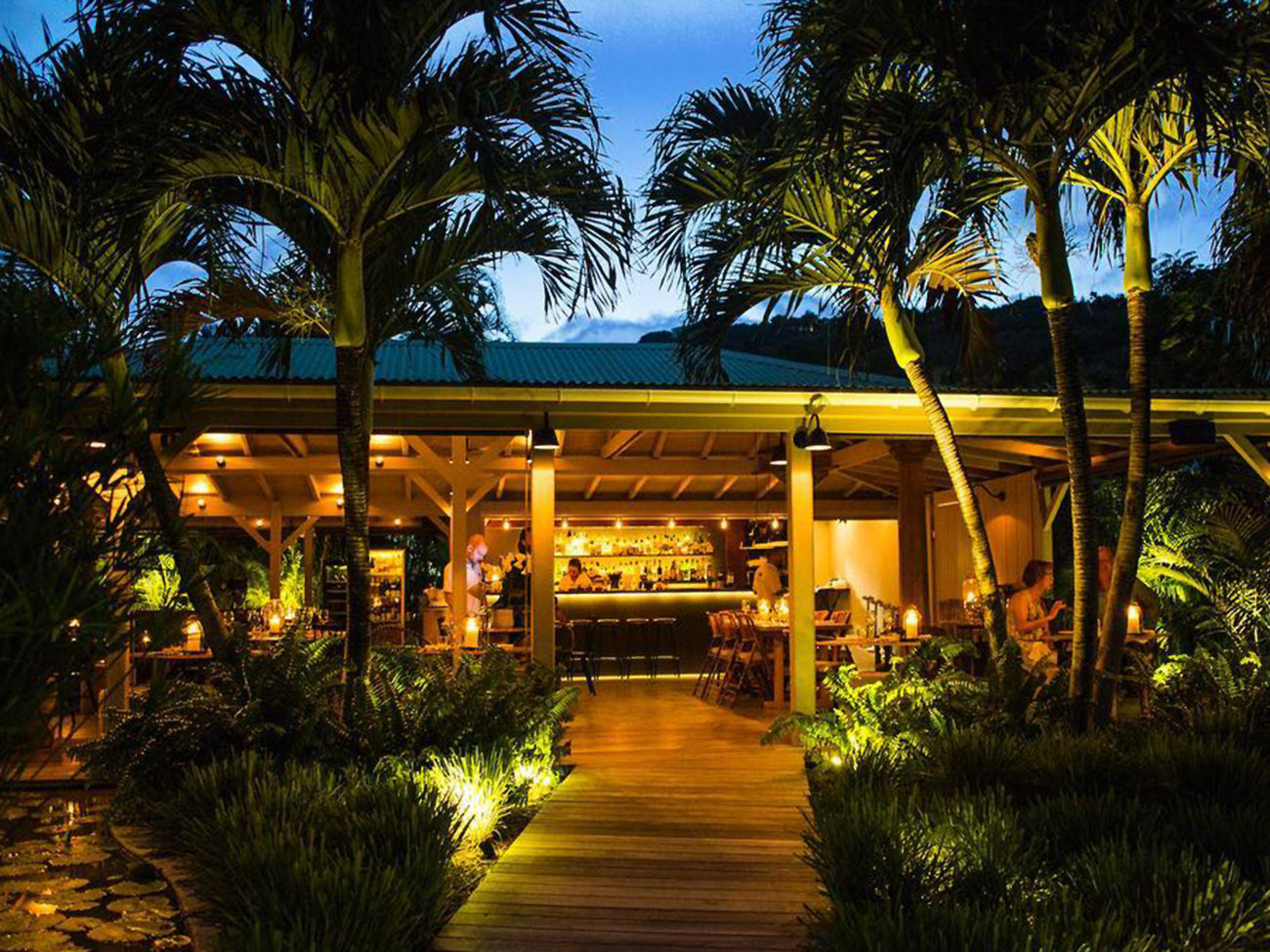 Tamarin St. Barth Restaurant in St. Barts