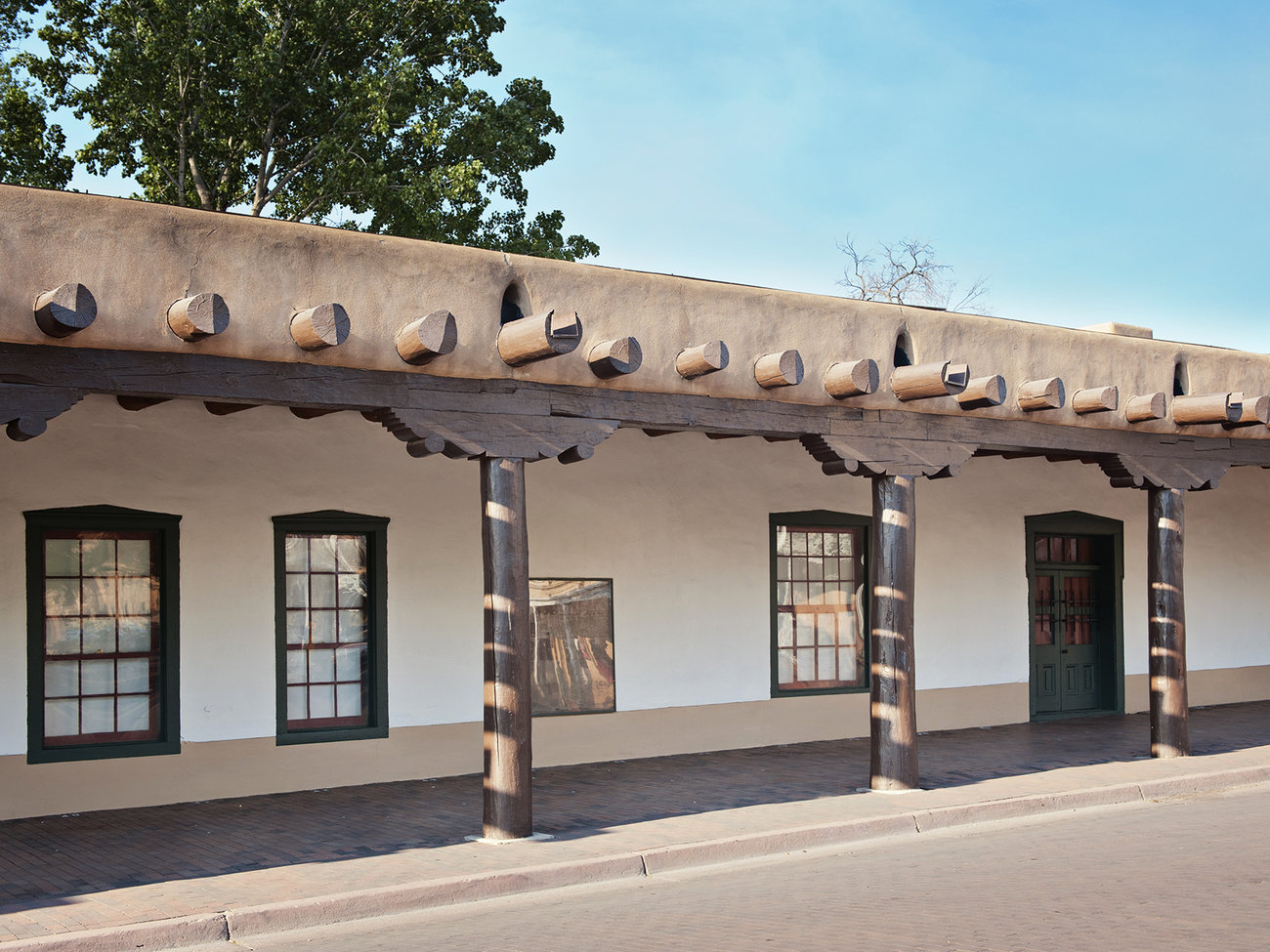 New Mexico History Museum in Santa Fe