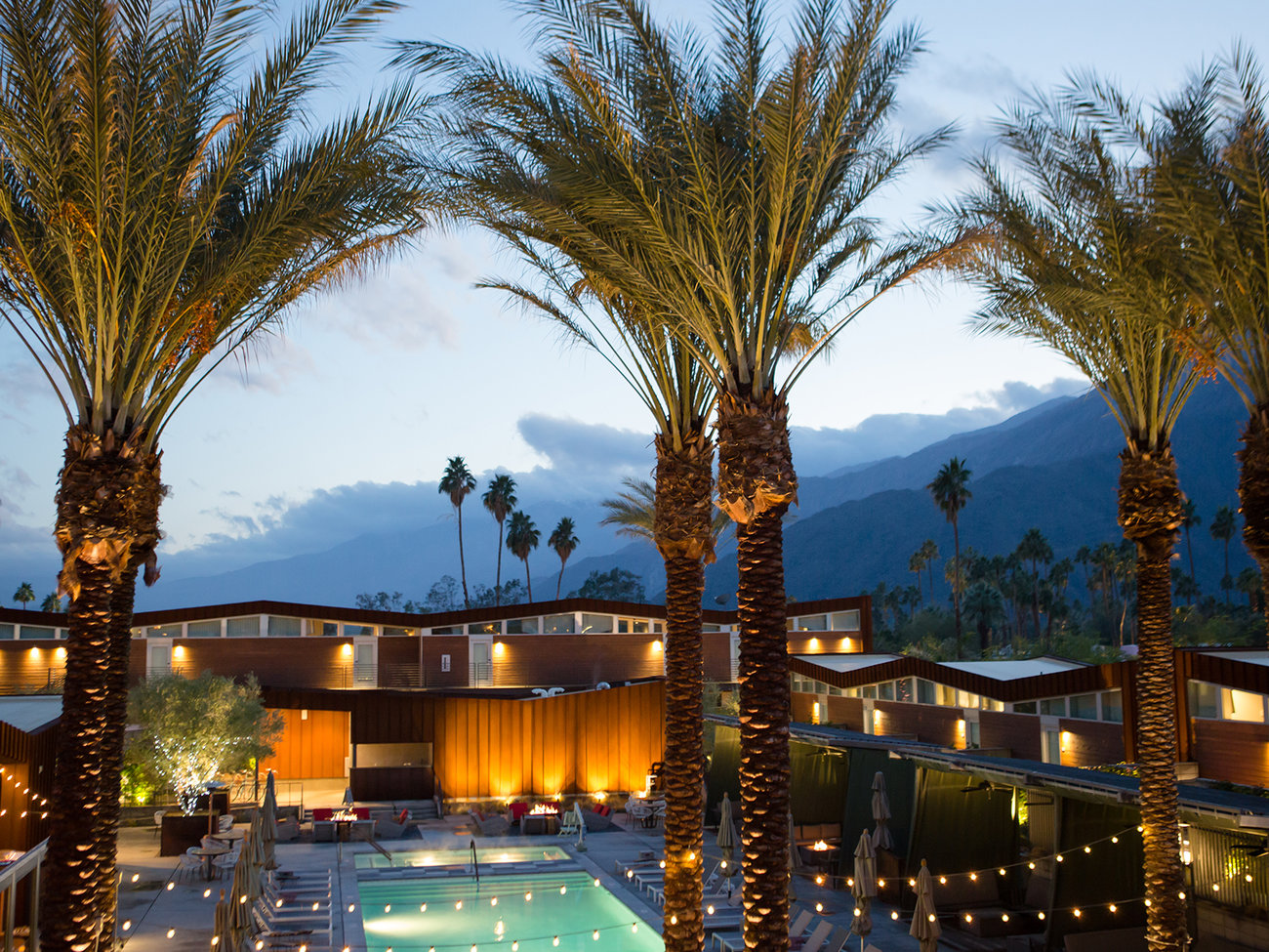 Viceroy Palm Springs Travel Leisure