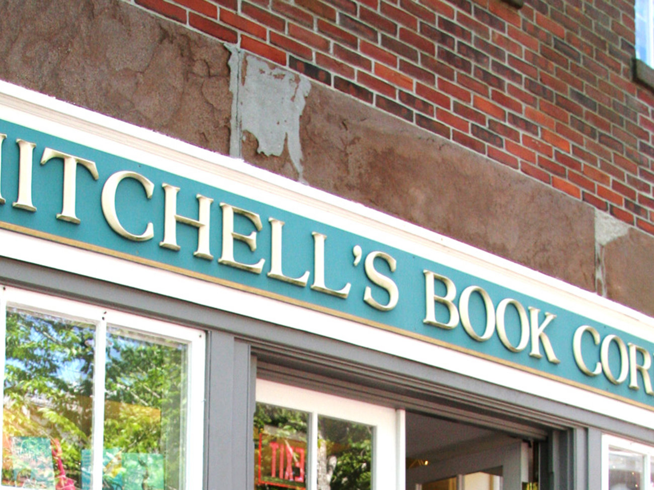 Mitchell's Book Corner Store in Nantucket
