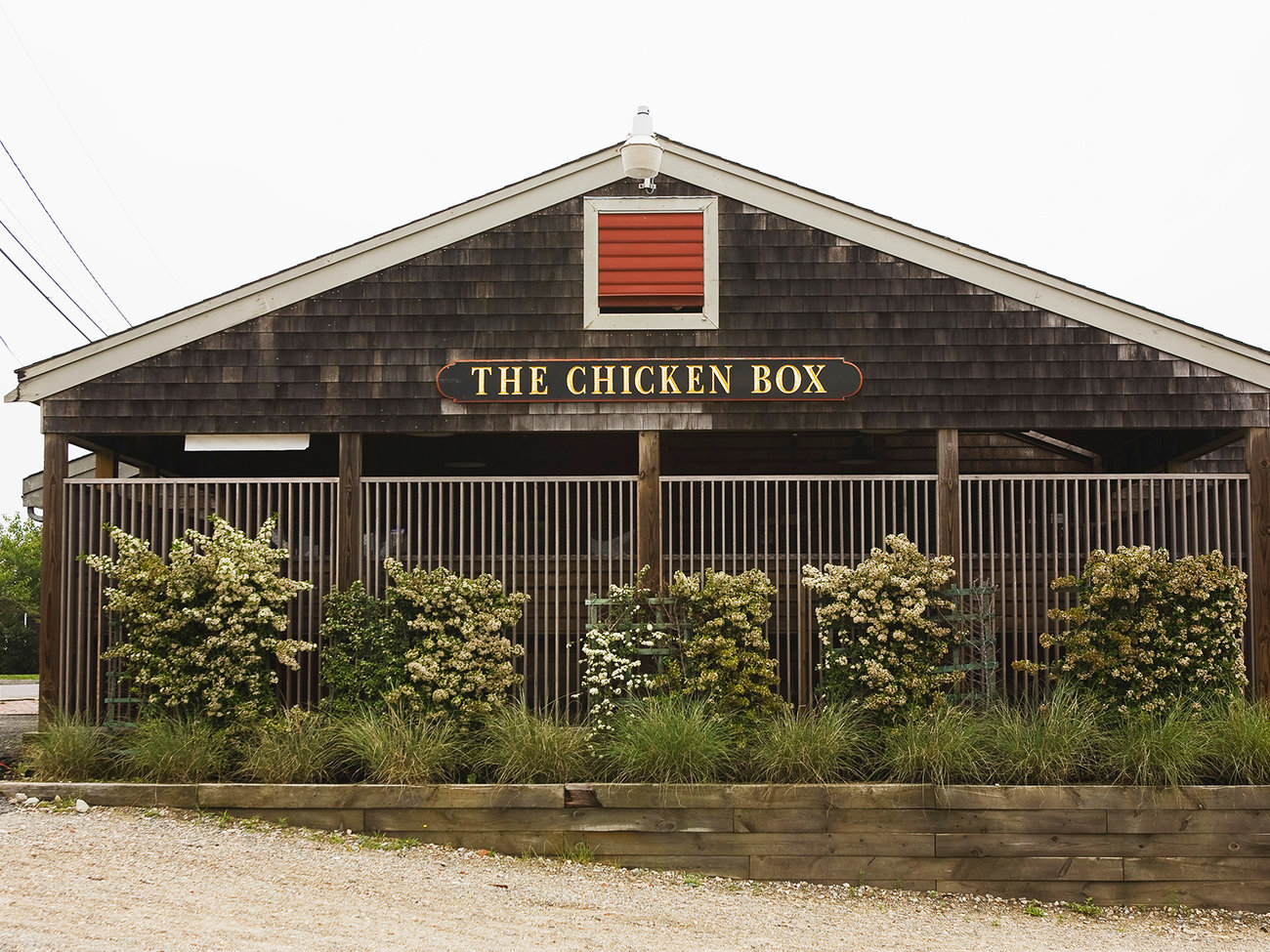 The Chicken Box Bar in Nantucket