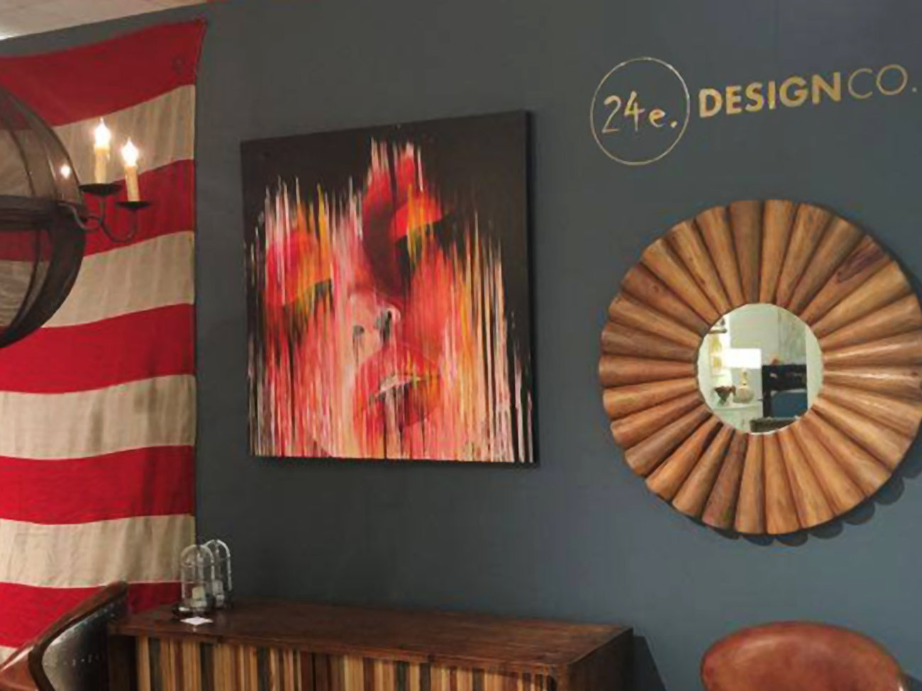 24e Design Store in Savannah