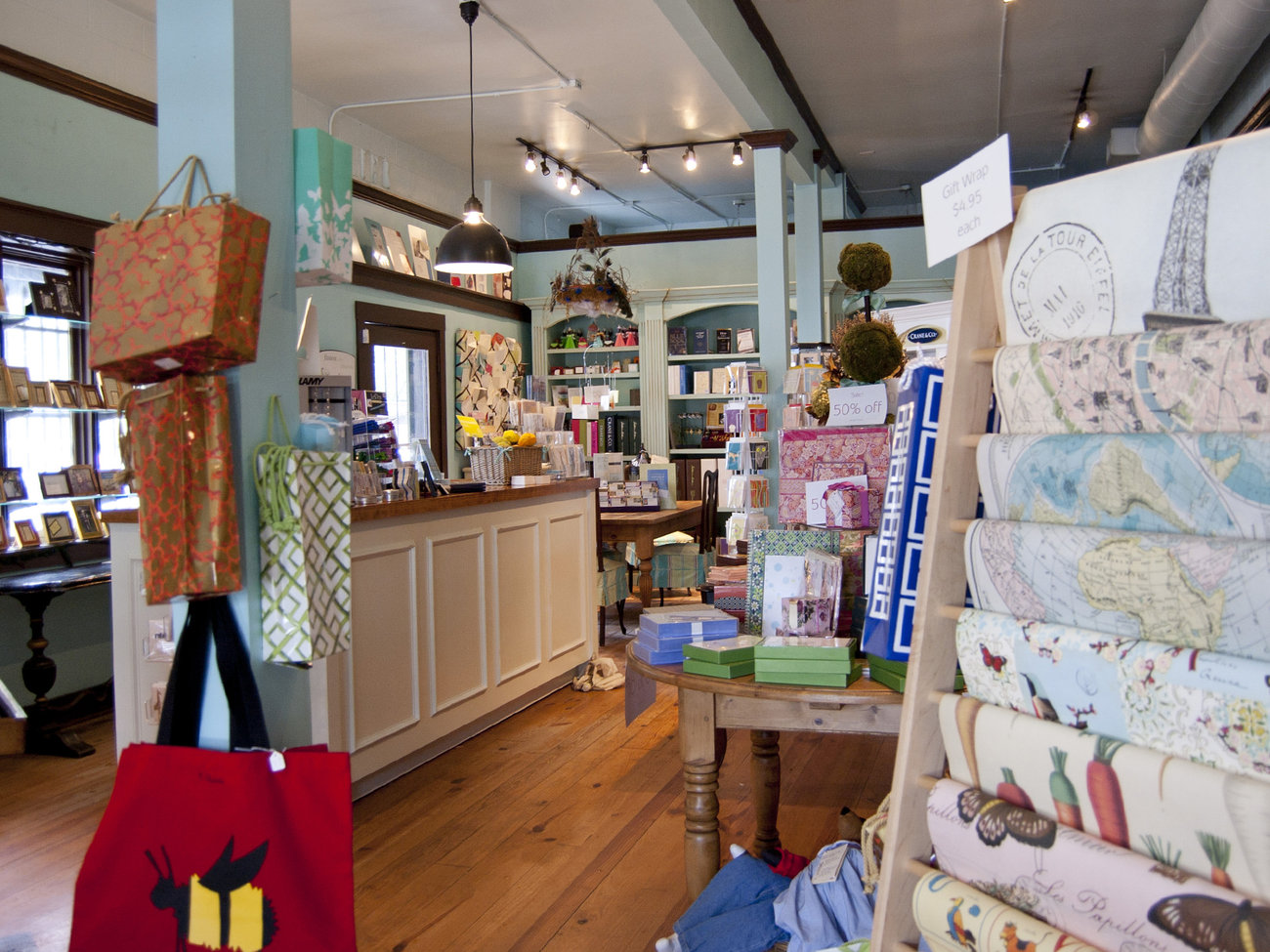 La Paperie Store in Savannah