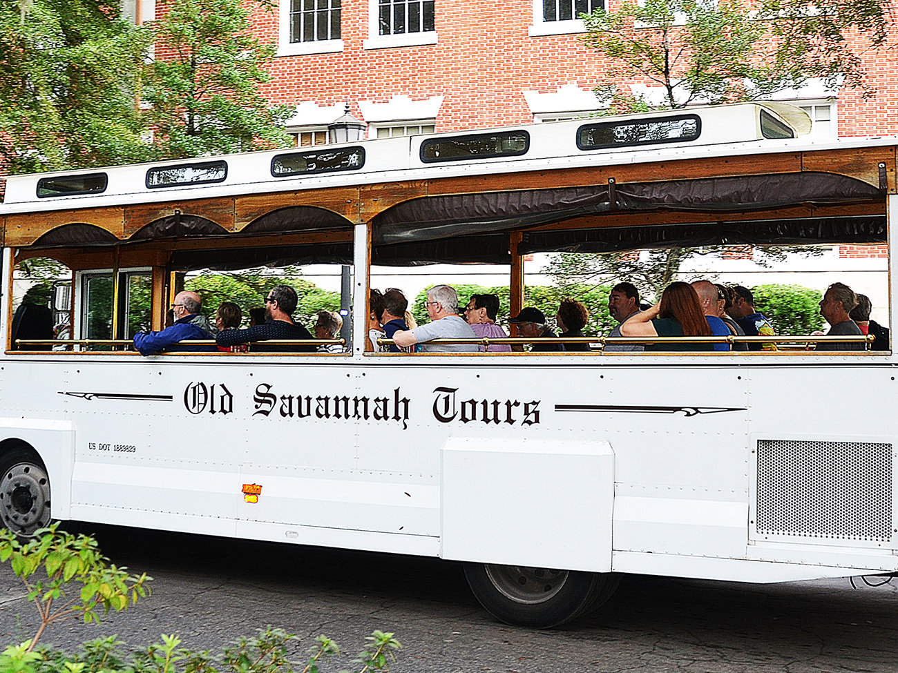 Old Savannah Trolley Tour
