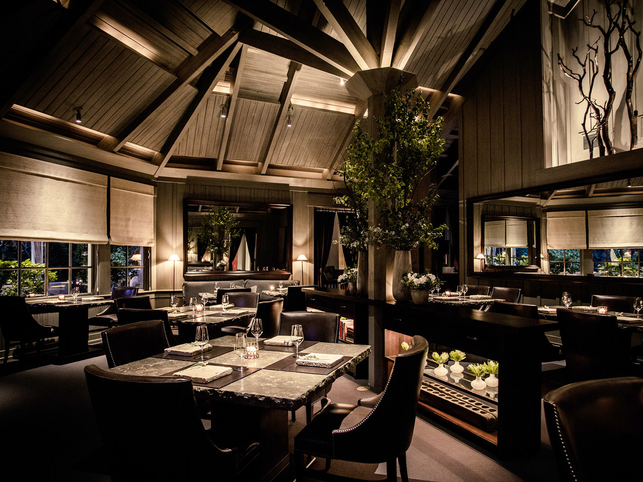 Restaurant at Meadowood in Napa