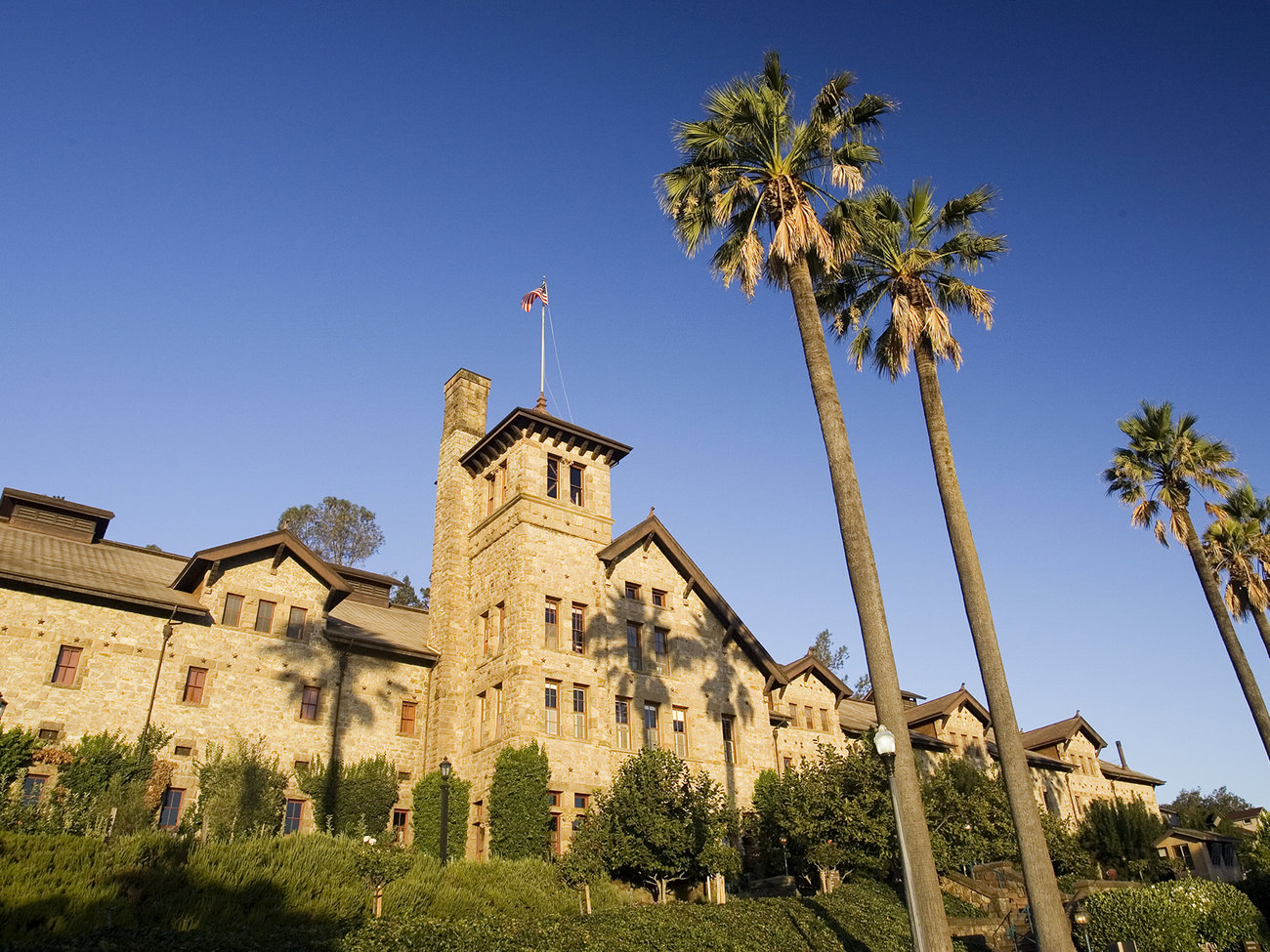 Culinary Institute of America at Greystone in Napa