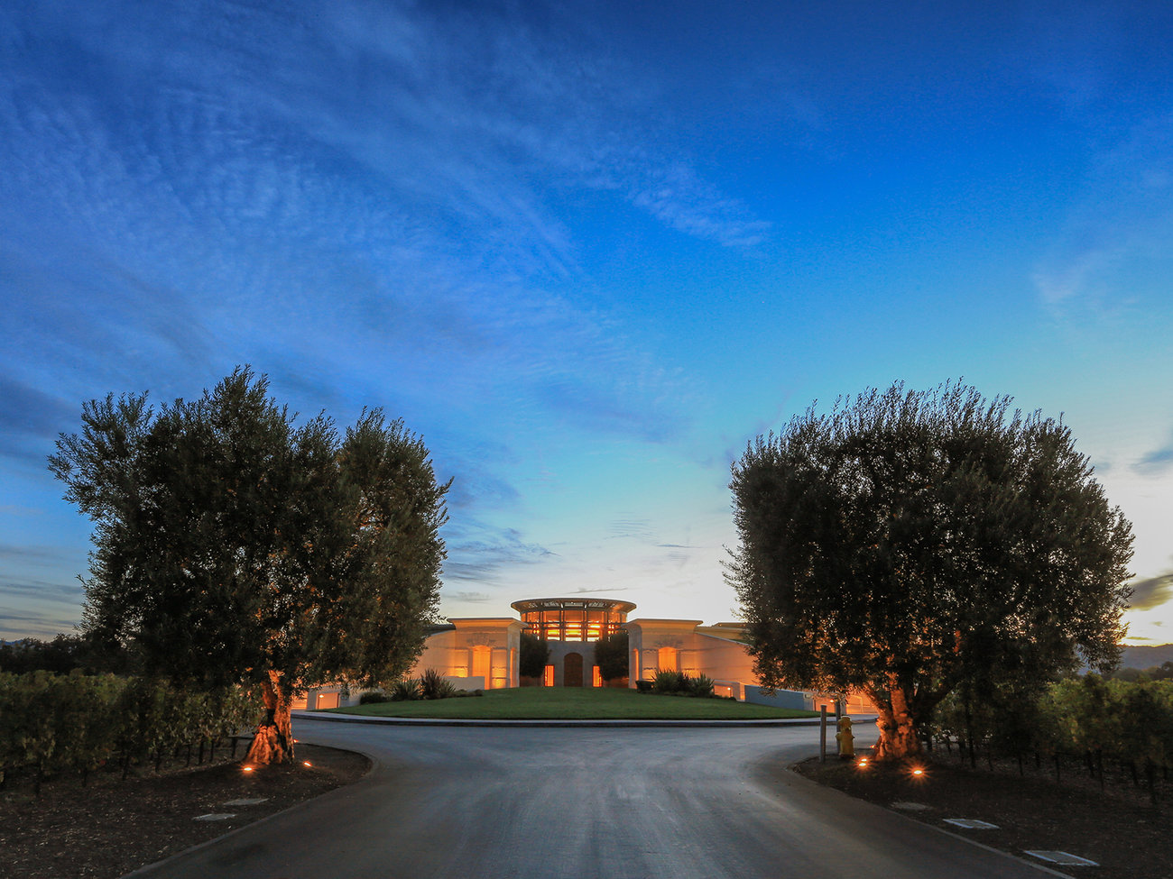 Opus One Winery in Napa