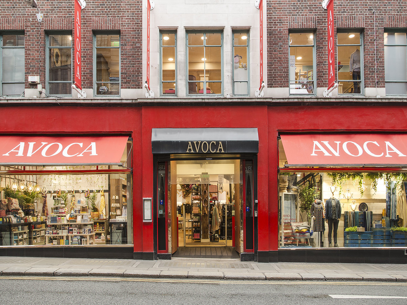 Avoca Store in Dublin