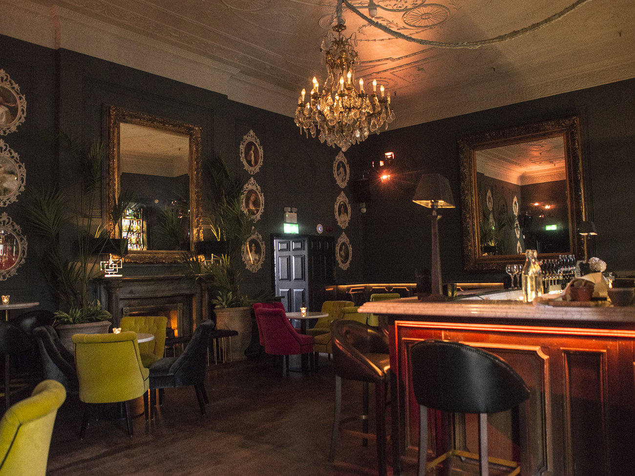 Farrier & Draper Bar in Dublin