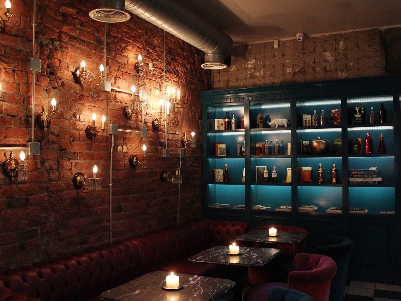 The Chelsea Drugstore Bar in Dublin