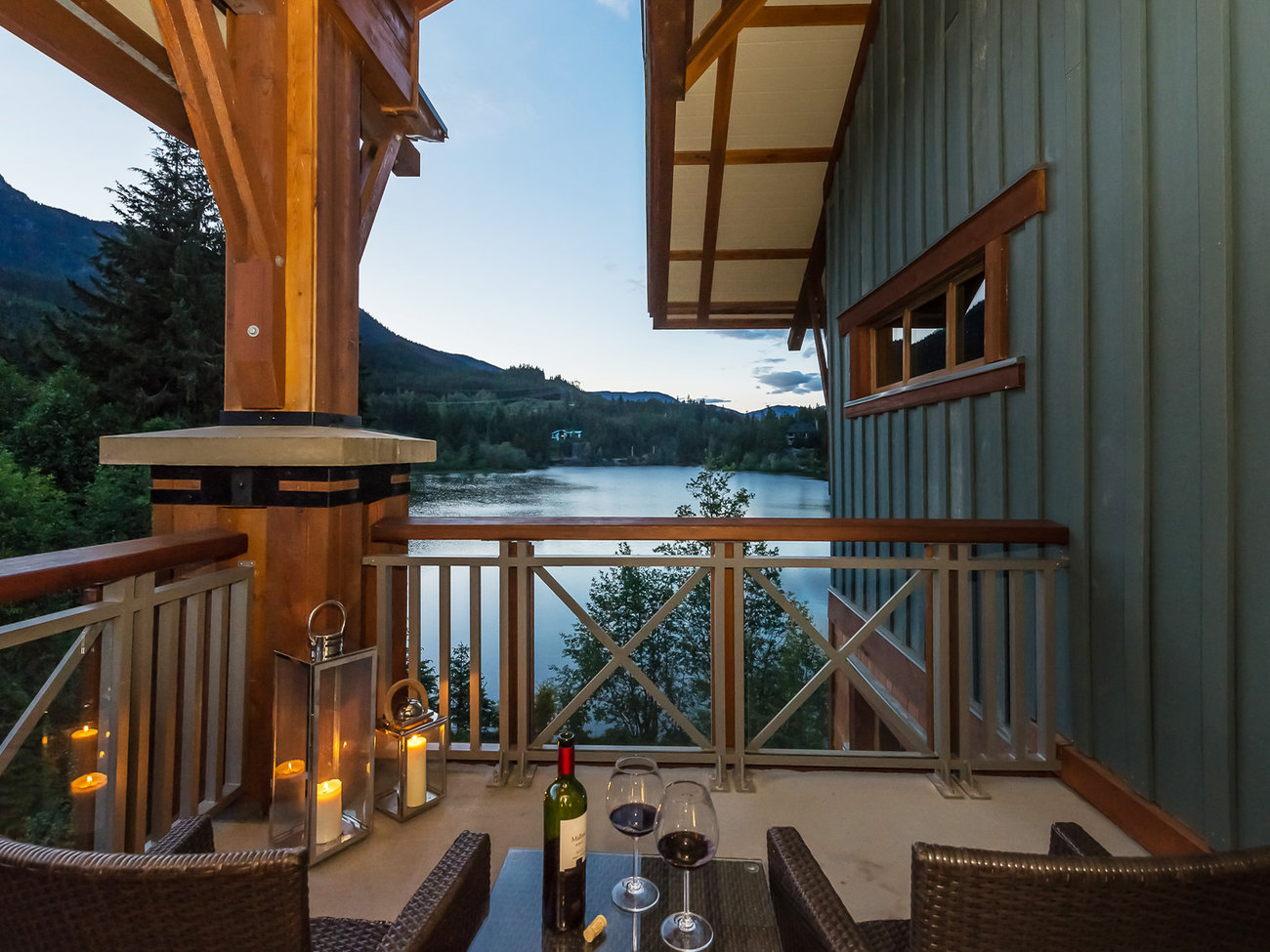 Nita Lake Lodge Boutique Hotel in Whistler