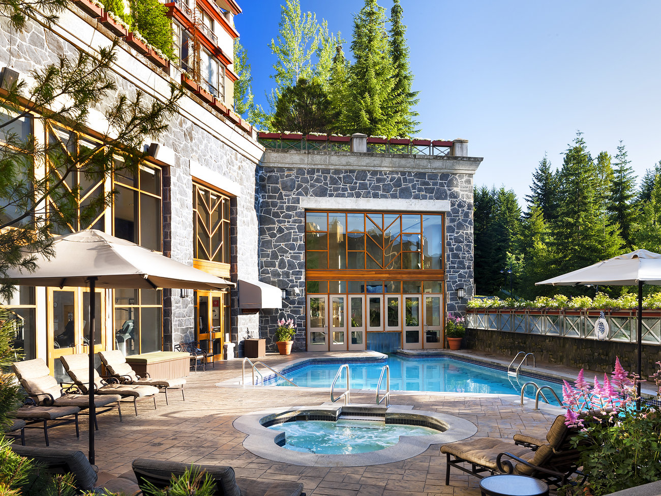 Westin Resort & Spa, Whistler Hotel