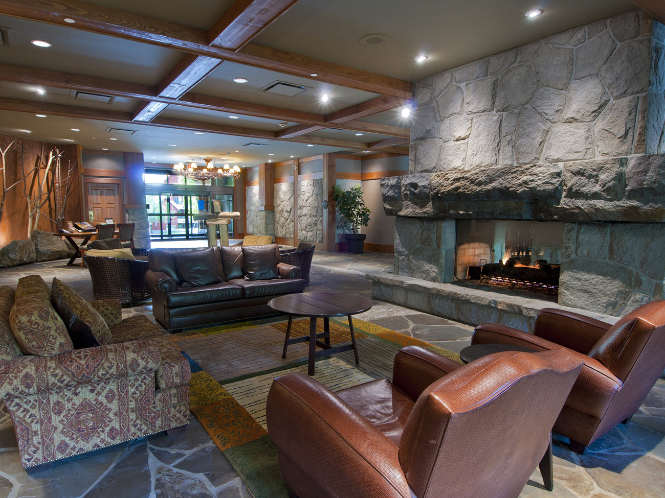 First Tracks Lodge Hotel in Whistler