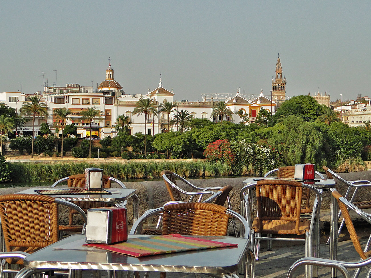 Barrio Triana Neighborhood in Seville