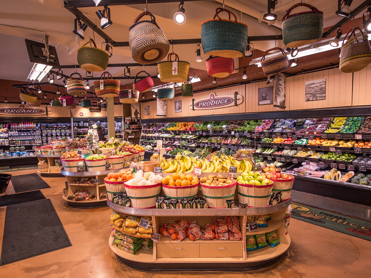 Nesters' Market and Wellness Centre in Whistler