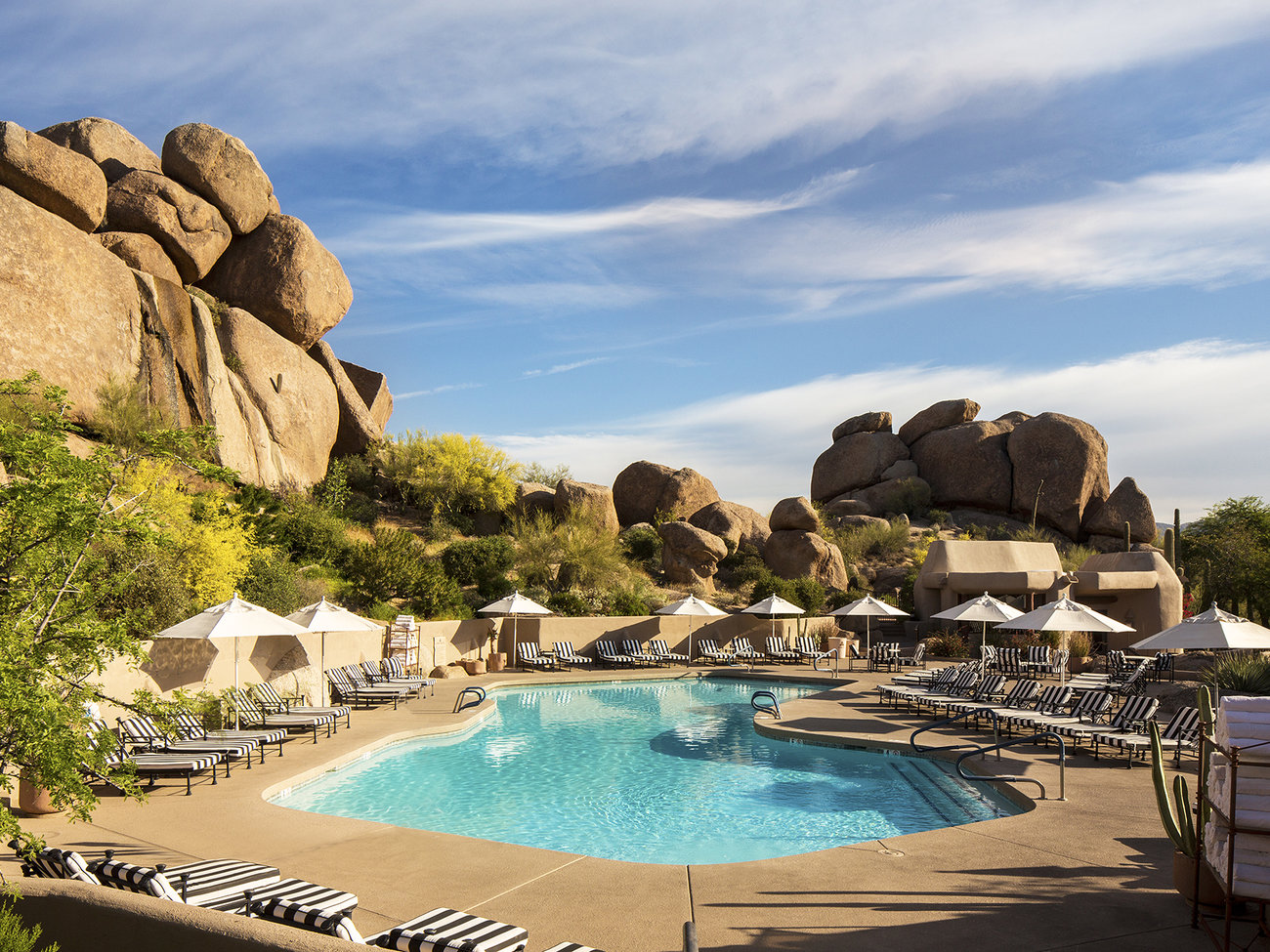 Boulders Resort & Spa Hotel in Scottsville