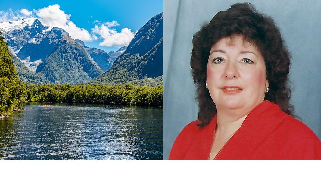 Donna Thomas is a travel agent specializing in trips to New Zealand