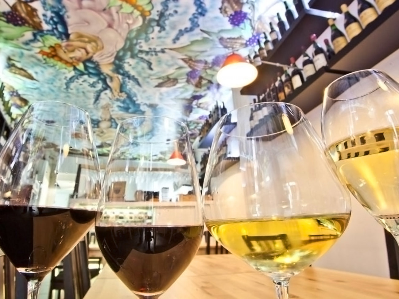 BA Wine Bar do Bairro Alto in Lisbon