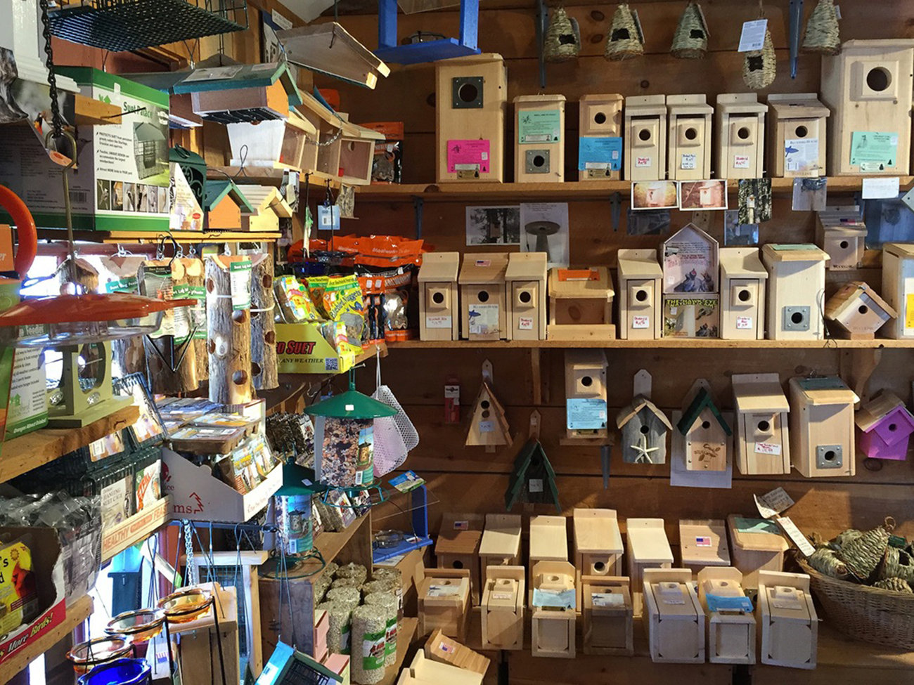 Bird Watcher's General Store in Cape Cod
