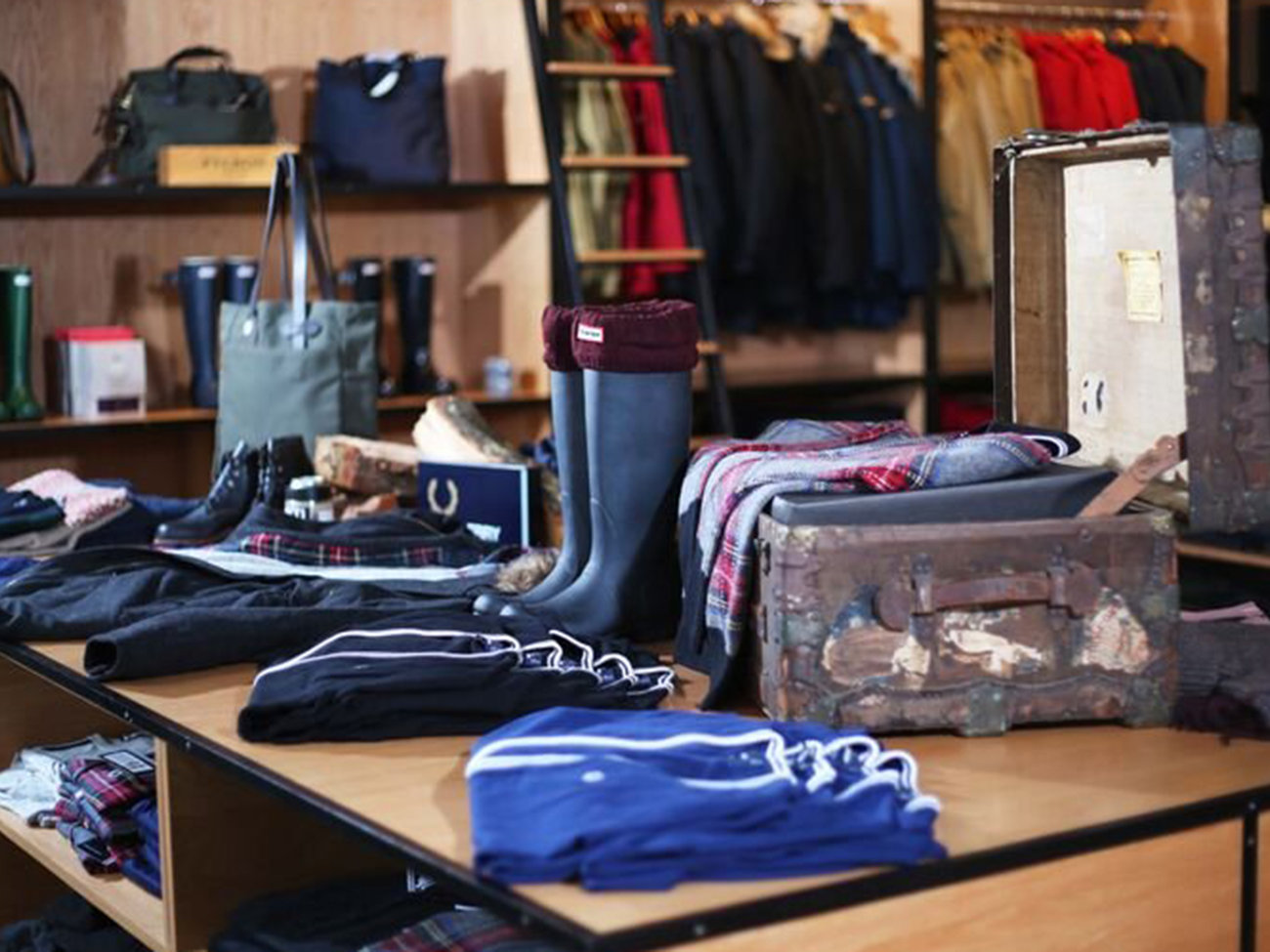 Downcity Outfitters Store in Rhode Island