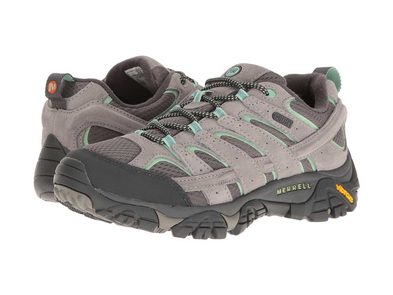 9708cfd0c932e Best for Muddy or Wet Trails  Merrell Moab 2 Waterproof Hiking Shoe